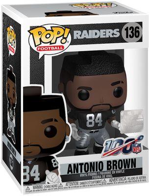 Figura Vinilo Raiders - Antonio Brown 136
