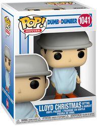 Figura vinilo Lloyd Christmas Getting A Haircut 1041