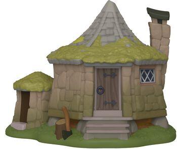 Figura vinilo Hagrid's Hut with Fang (Pop! Town) 08