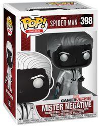 Figura Vinilo Mister Negative 398