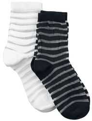 2-Pack of Ankle Socks