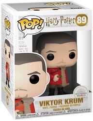 Figura Vinilo Viktor Krum 89