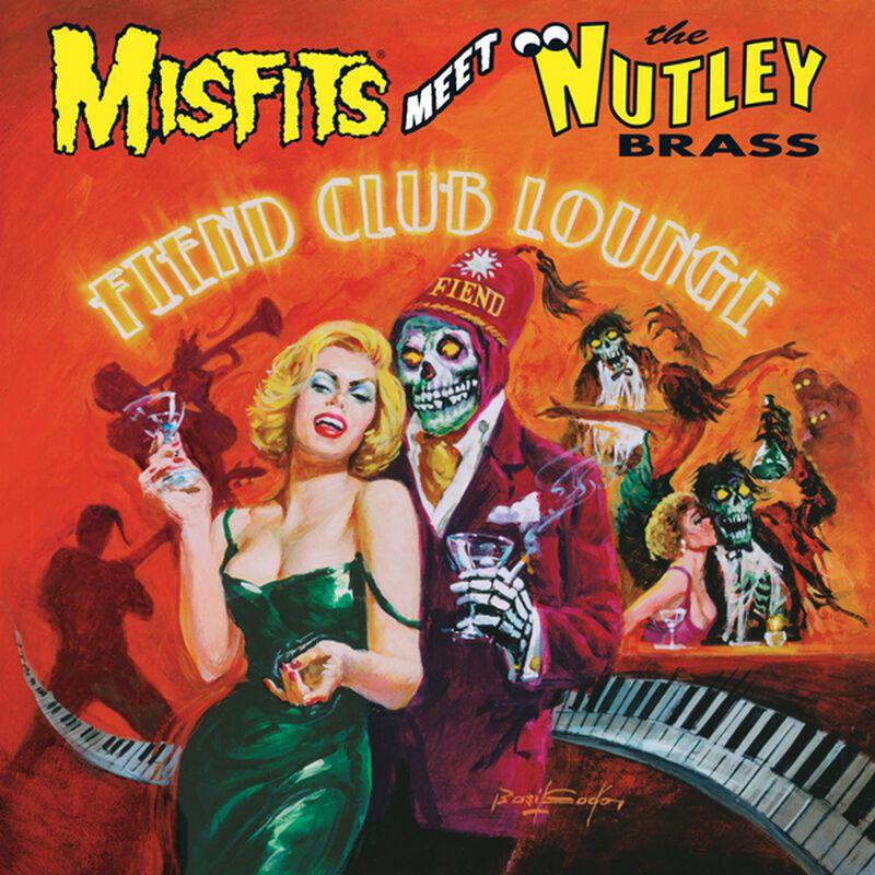 Misfits Meet The Nutley Brass - Fiend Club Lounge