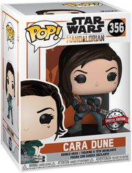 The Mandalorian - Cara Dune Vinyl Figure 356