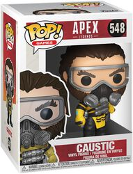 Caustic Vinyl Figure 548