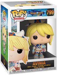 Figura vinilo Avinia 799