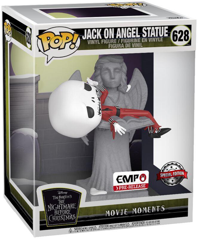 Figura Vinilo Jack on Angel Statue (Movie Moments) 628