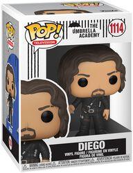 Figura vinilo Diego 1114