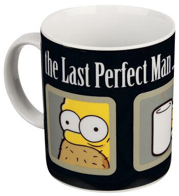 The Last Perfect Man