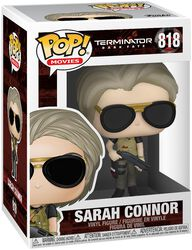 Figura Vinilo Dark Fate - Sarah Connor (posible Chase) - 818