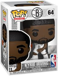Figura Vinilo Brooklyn Nets - Kyrie Irving 64