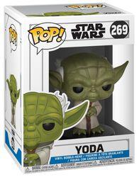 Figura Vinilo Clone Wars - Yoda 269