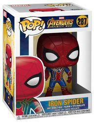 Figura Vinilo Infinity War - Iron Spider 287