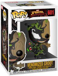 Figura Vinilo Maximum Venom - Venomized Groot 601