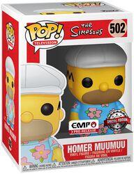 Figura Vinilo Homer Muumuu 502