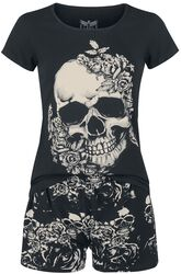Roses and Skullls