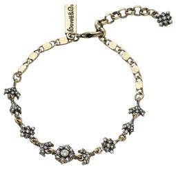 Antique Floral Bracelet