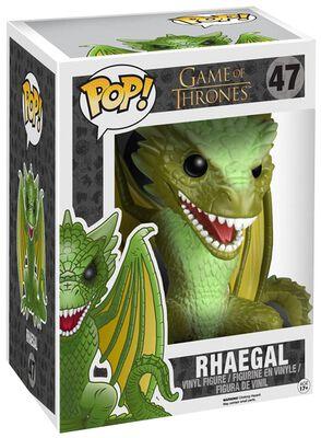Figura Vinilo Rhaegal 47