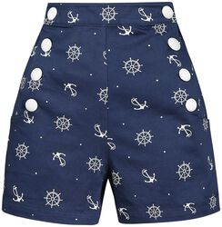 Tina Nautical Shorts