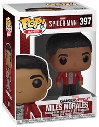 Figura Vinilo Miles Morales 397