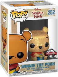 Figura vinilo Winnie The Pooh (Diamond Collection) 252