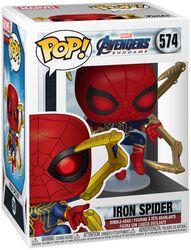 Figura Vinilo Endgame - Iron Spider 574