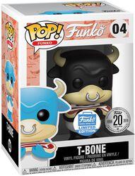 Figura Vinilo Spastik Plastik - T-Bone (Funko Shop Europe) 04