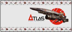 3 - Atlas - Alfombrilla ratón