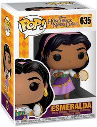 Figura Vinilo Esmeralda 635