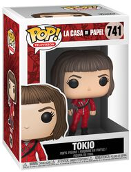 Figura Vinilo Tokio (posible Chase Possible) 741