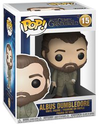 Figura vinilo The Crimes of Grindelwald - Albus Dumbledore 15