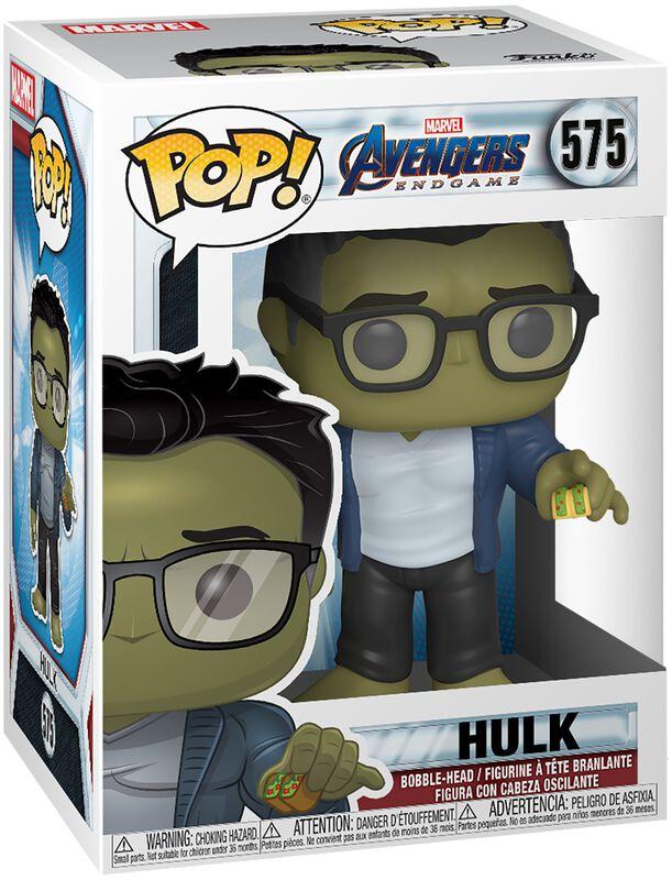 Figura Vinilo Endgame - Hulk 575