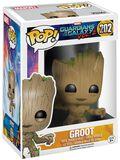 2 - Figura Vinilo Baby Groot 202