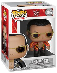 Figura Vinilo The Rock Old School 46 (posible Chase)