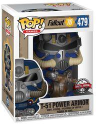 76 - Tricentennial Power Armor Vinyl Figure 479