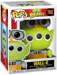 Alien Remix - Wall-E Vinyl Figure 760