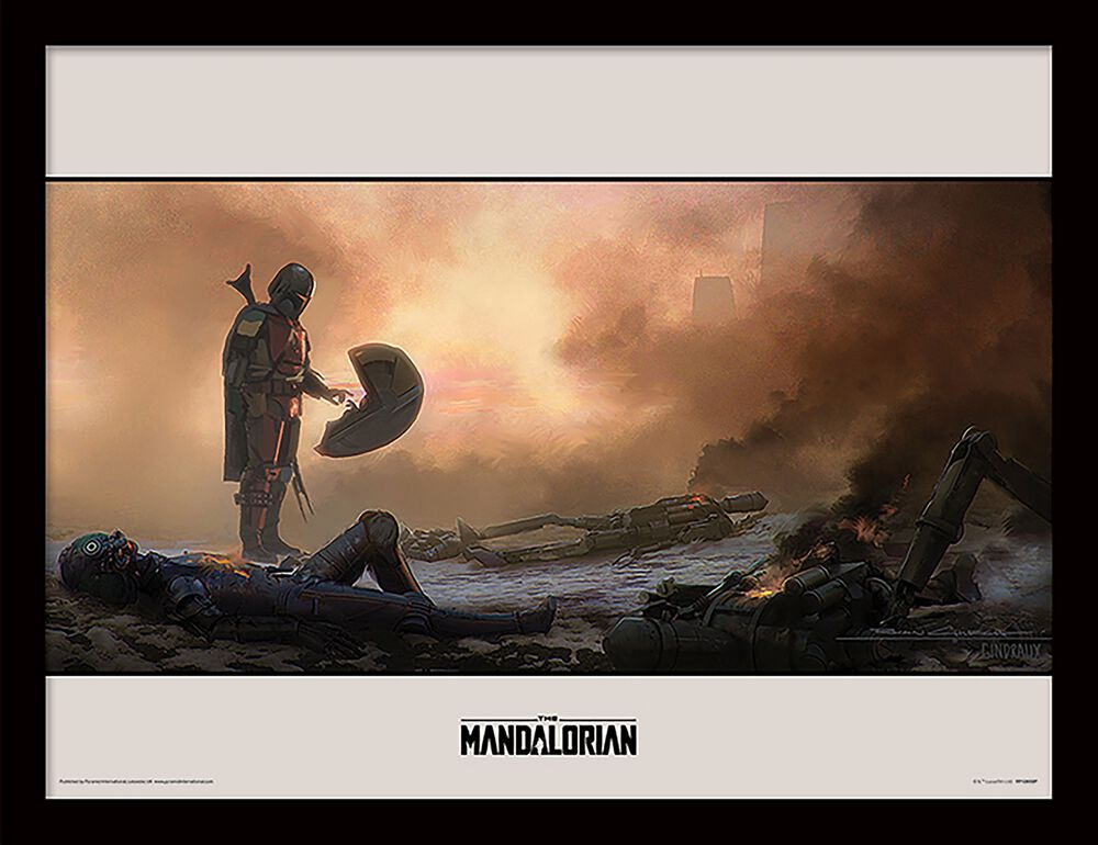 The Mandalorian - Meet