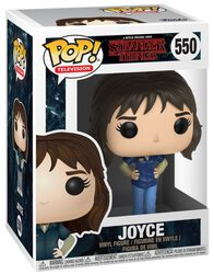 Figura Vinilo Joyce 550