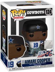 Figura Vinilo Dallas Cowboys - Amari Cooper 124