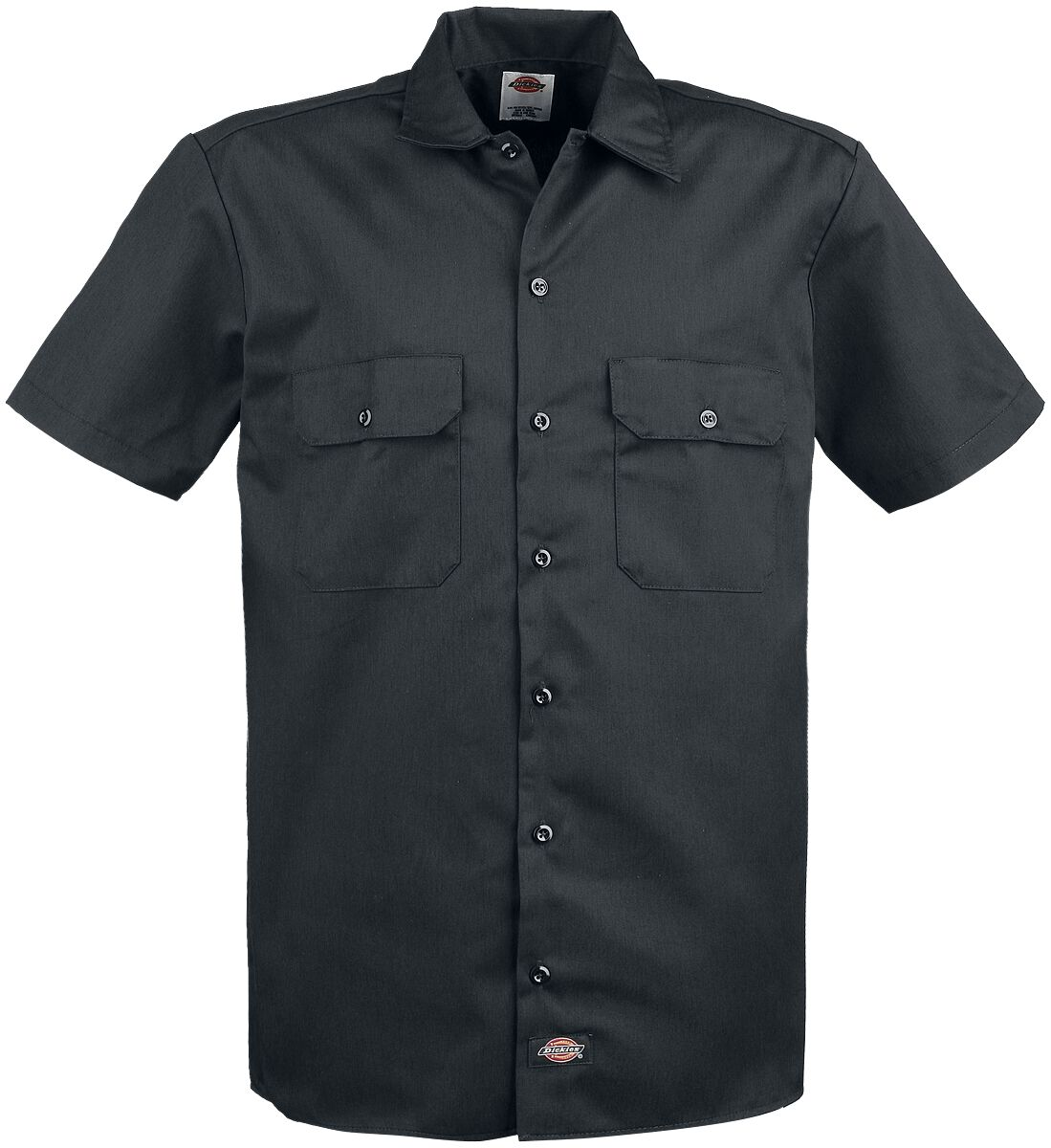 27c6e9fb73 Camisa de Trabajo de Manga Corta