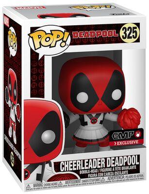 Figura Vinilo Cheerleader Deadpool 325