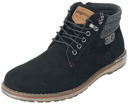 Suede Boot