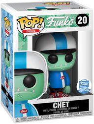 Figura Vinilo Fantastik Plastik - Chet (Funko Shop Europe) 20