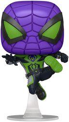 Figura vinilo Miles Morales - Miles Morales Purple Suit