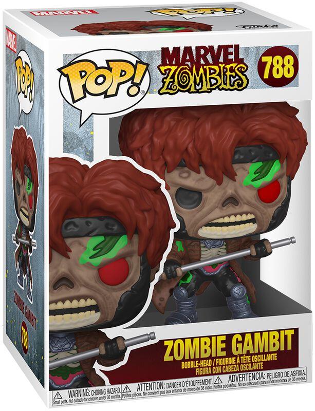 Figura vinilo Zombies - Zombie Gambit 788