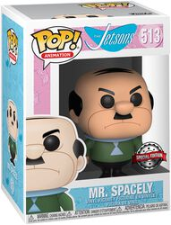 Figura Vinilo Mr. Spacely (Funko Shop Europe) 513