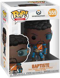 Figura Vinilo Baptiste 559