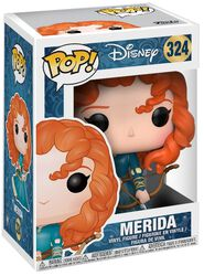 Brave (Indomable) Figura Vinilo Merida 324