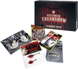 Halloween Freakshow Caja Zombie