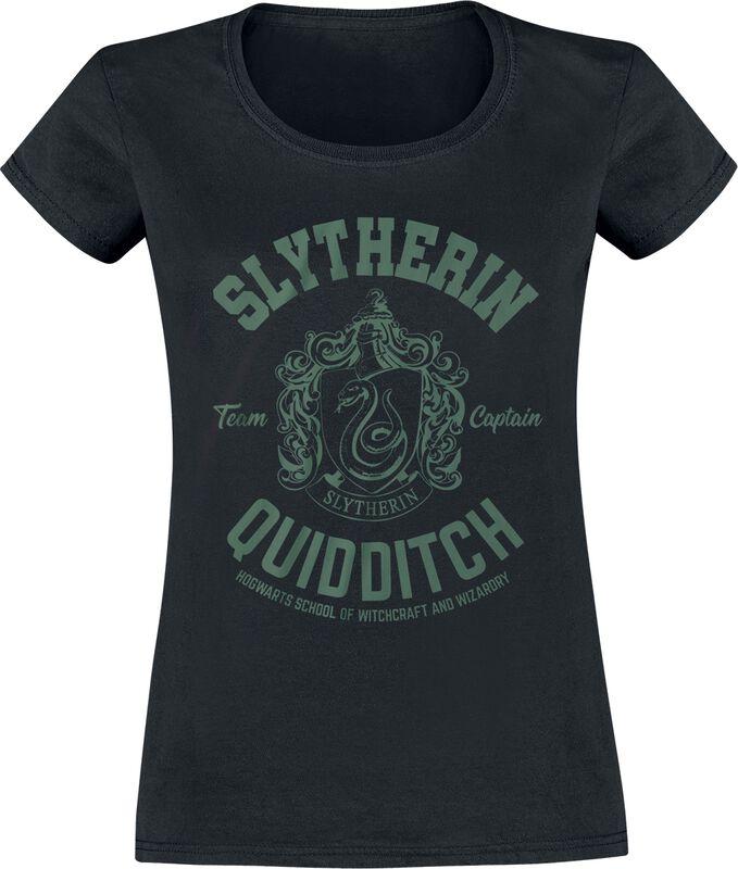 Slytherin - Quidditch